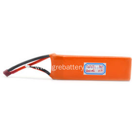 30C Rc batteries Large lithium ion aircraft battery 11.1V 6000mAh